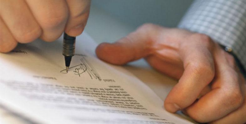 La ¿necesaria? firma del tomador en las condiciones generales y particulares de las pólizas