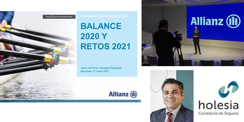 Un año más hemos participado en las XIV Jornadas de Corredores celebradas anualmente por Allianz